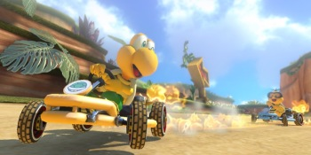 Watch part 5 of our Mario Kart 8 Deluxe quest for 200cc perfection