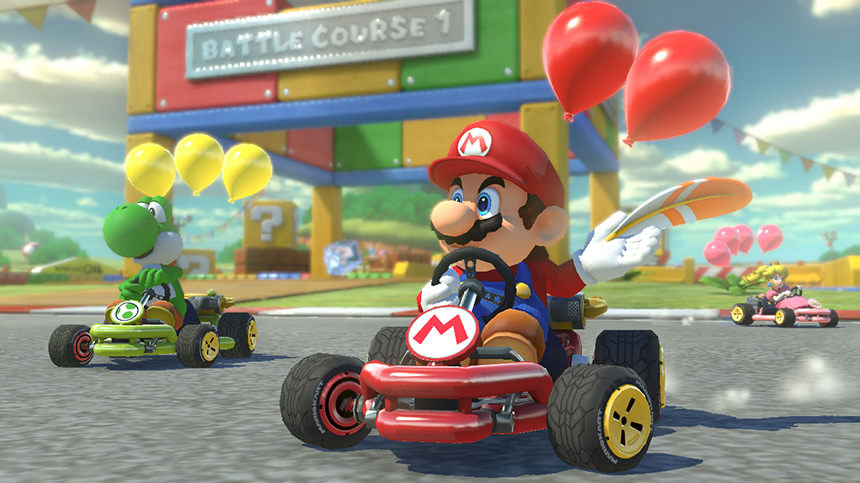 Nintendo sold 10.6 million copies of Mario Kart 8 Deluxe last year thumbnail