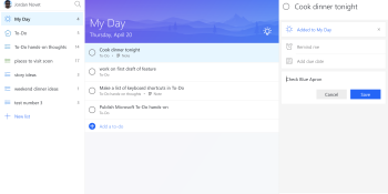 Wunderlist users are not impressed with Microsoft's replacement, To-Do