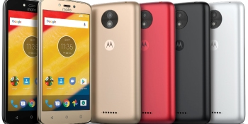 Motorola's Moto C and Moto C Plus will target first-time smartphone buyers