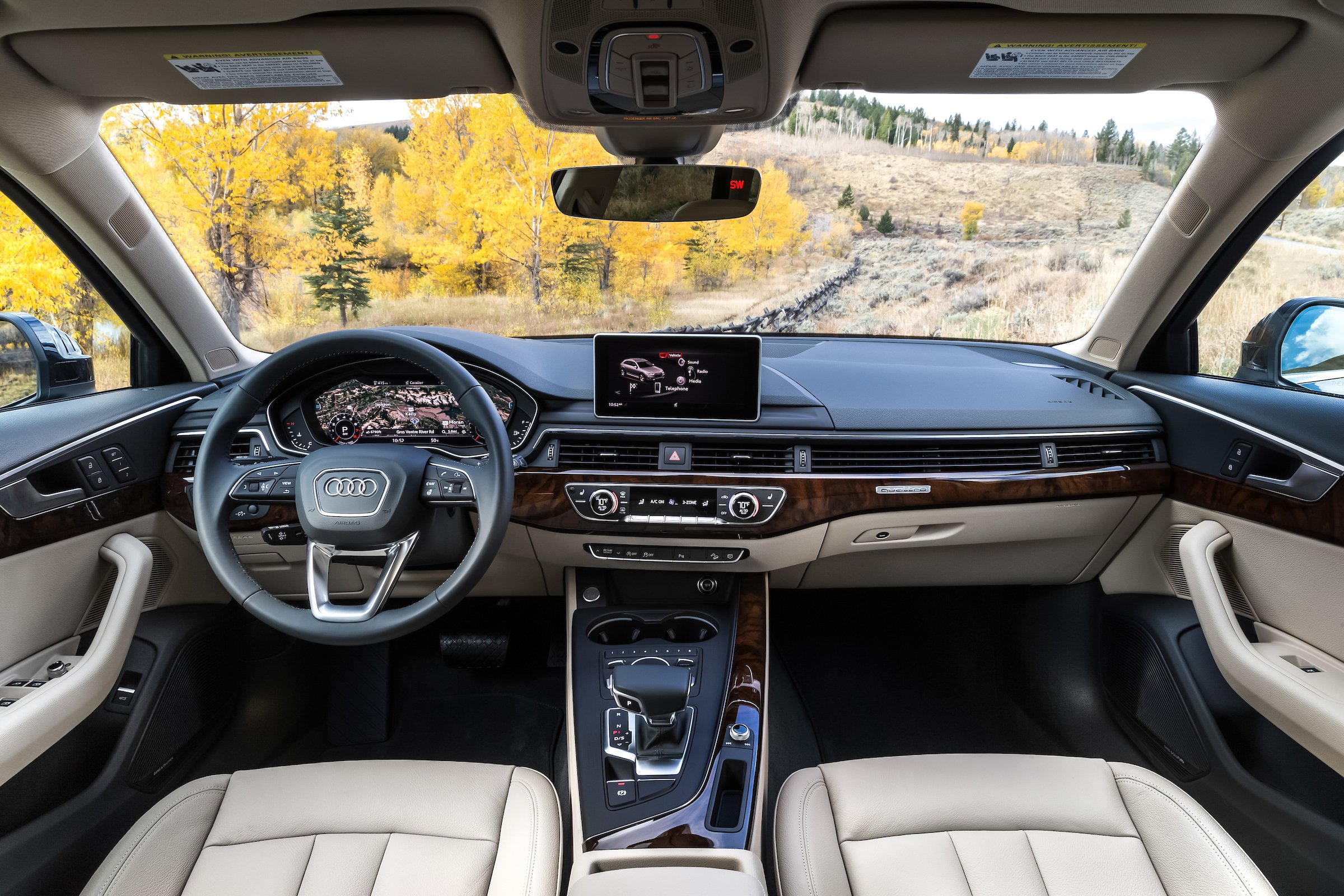 The Audi Allroad Has One Surprising New Feature For Tech Crowd Venturebeat