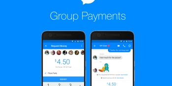 Facebook adds group payments to Messenger