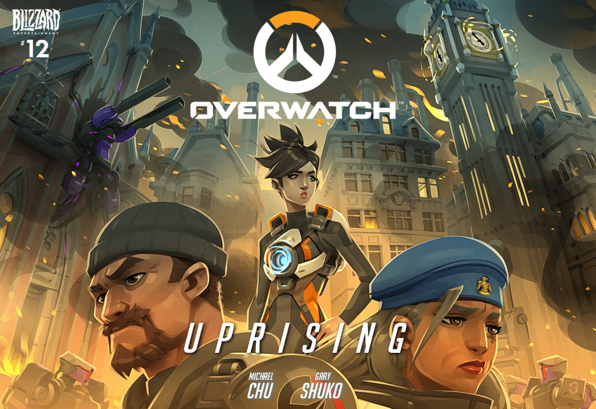 Blizzard Reveals Overwatch Uprising Event Stats