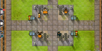 Prison Architect makes a jailbreak from consoles and PC to mobile