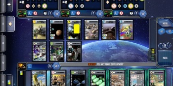 Temple Gates takes Race for the Galaxy card game into mobile