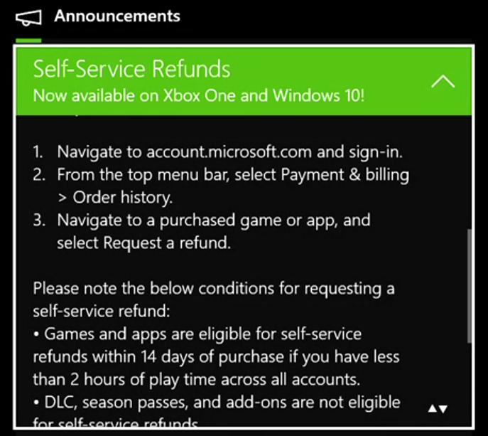 Xbox One-lancering