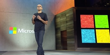 Microsoft's cloud business continues to offset weaker operations