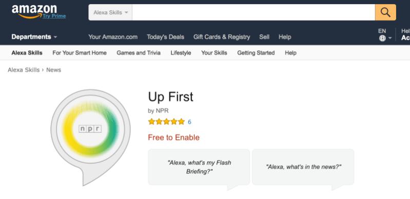 5 Alexa skills to try this week - 4/8/17 | VentureBeat
