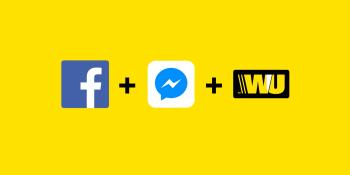 Western Union's bot sends money transfers through Facebook Messenger
