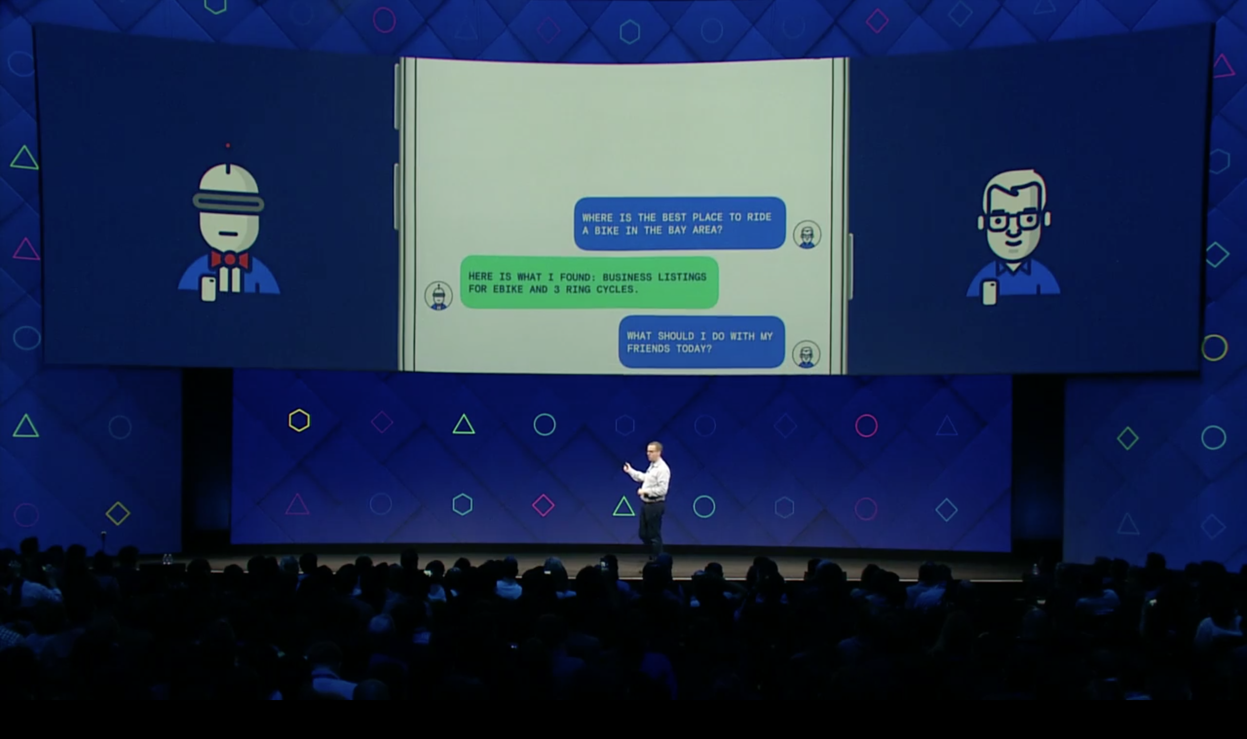 Facebook CTO: Bots Should Be Able to Answer Questions About your Life