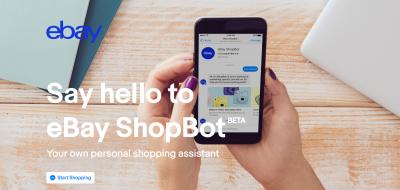 5 bots to try this week: Ebay Shopbot, Oppov, Fredboat