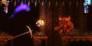 This modern take on Ghosts 'n Goblins raised nearly $160,000 on Kickstarter