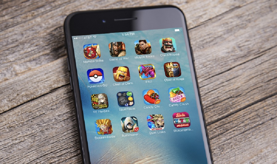 popular cell phone games