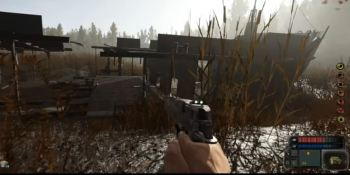 Fans are re-creating STALKER in Cryengine