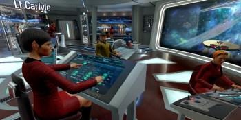 Star Trek: Bridge Crew is keeping IBM's Watson on its duty roster