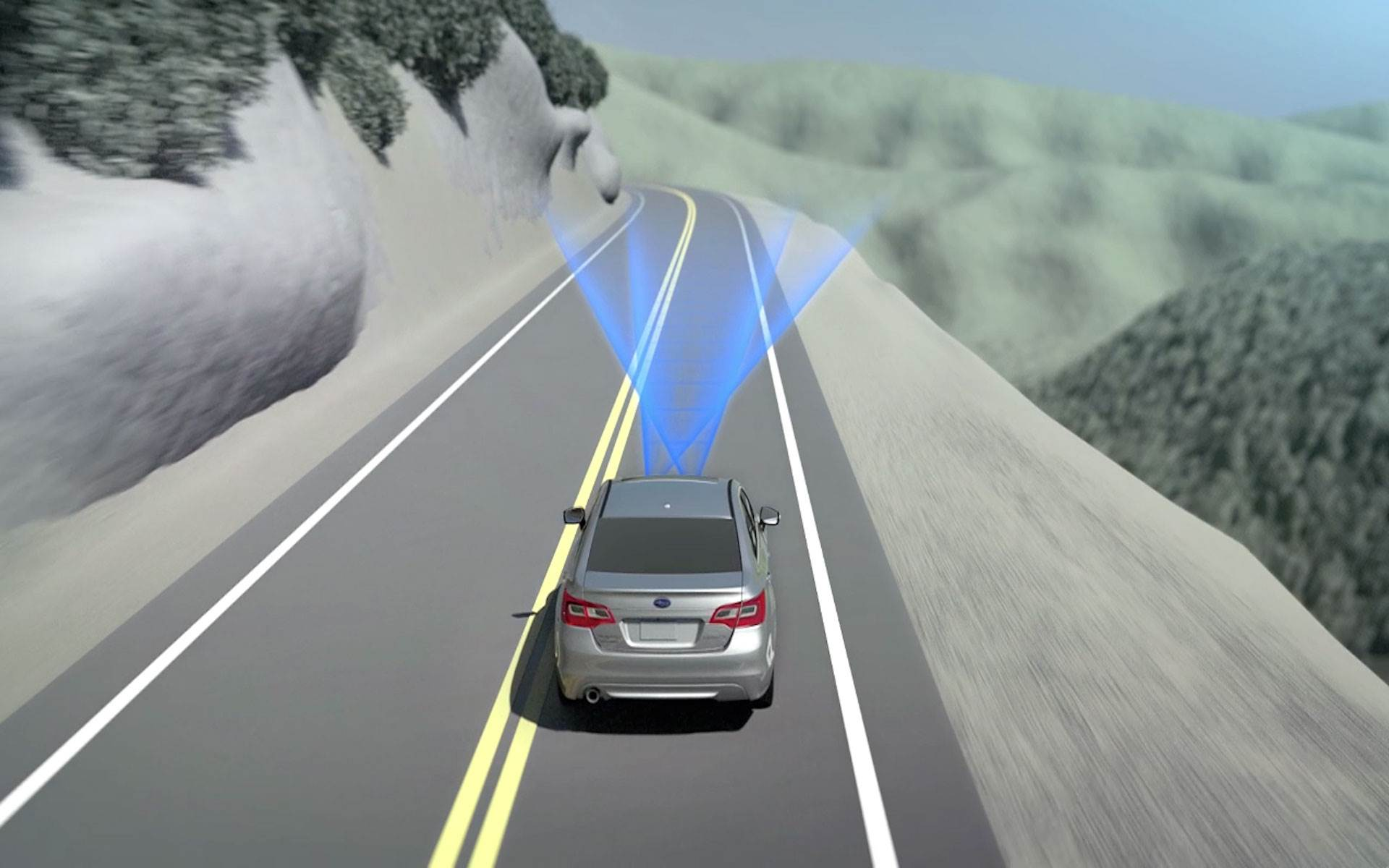 Why highways should isolate self-driving cars in special smart ...