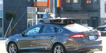 Uber expects a long wait before self-driving cars dominate