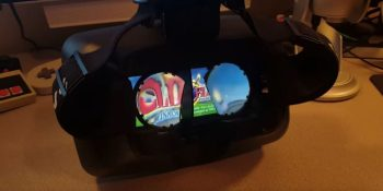 Nintendo Switch meets VR: Yep, somebody made it happen