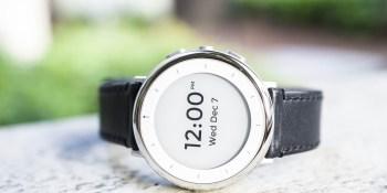 Alphabet's Verily reveals a concept clinical smartwatch you can't buy