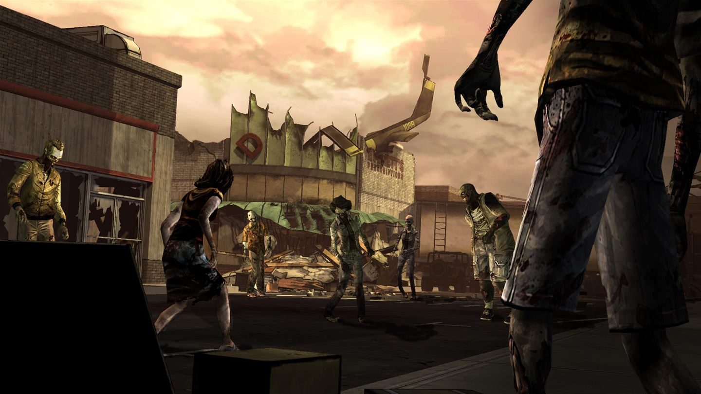The Walking Dead: The Telltale Definitive Series PC Game ...