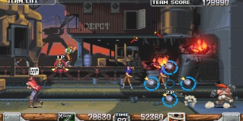 Natsume joins other Japanese console studios on PC with Wild Guns Reloaded
