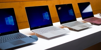 Hands-on with Microsoft's Surface Laptop