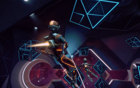Echo Arena wants to be one of VR's first esports hits.