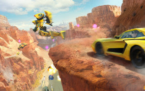 Bumblebee jumps into VR.