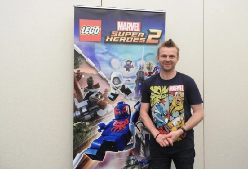 Lego Marvel Super Heroes 2 is massive open world with
