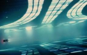 Atari logo in Blade Runner 2019.