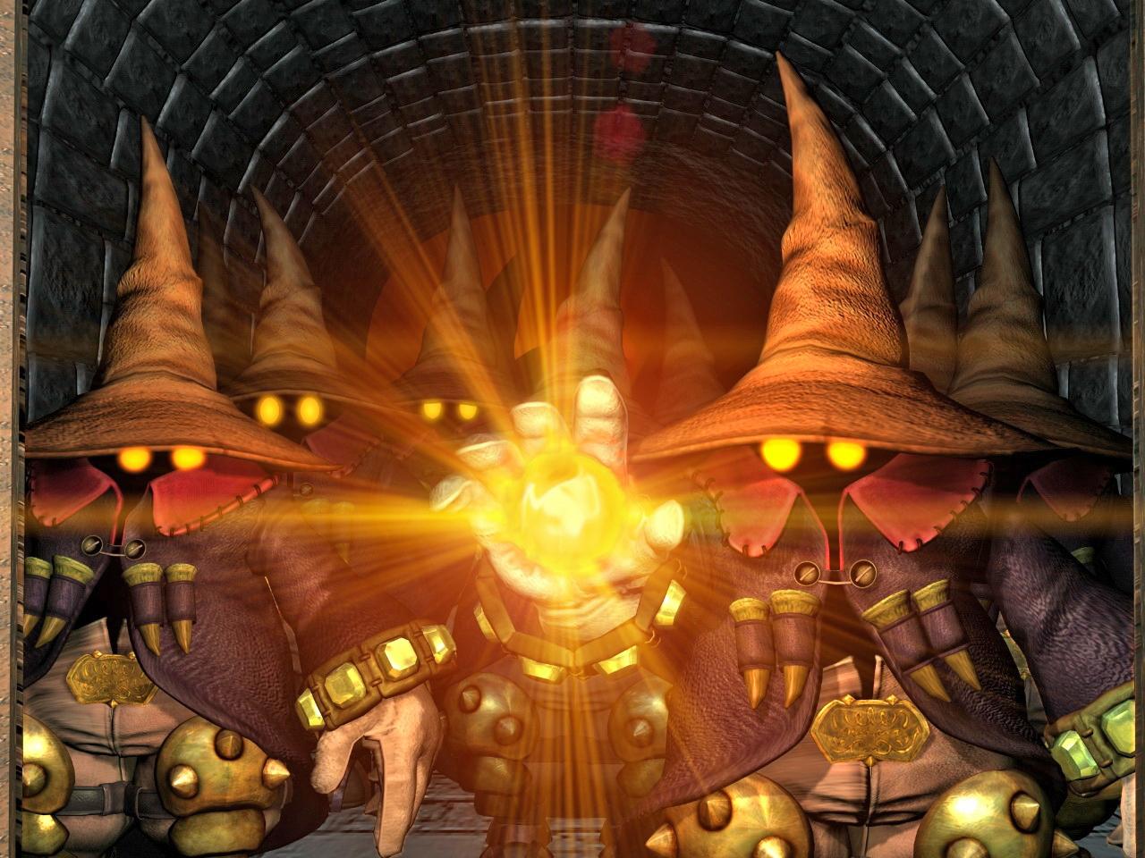 Final Fantasy IX PC mod adds high-def background art
