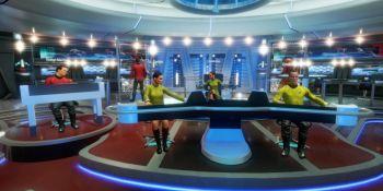 Star Trek: Bridge Crew's solo campaign is like posing mannequins in your basement