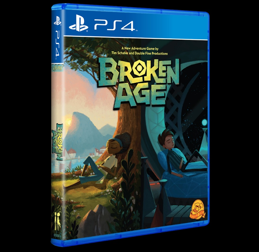 All Ps4 Launch Games : Double fine to release broken age as a physical ps game