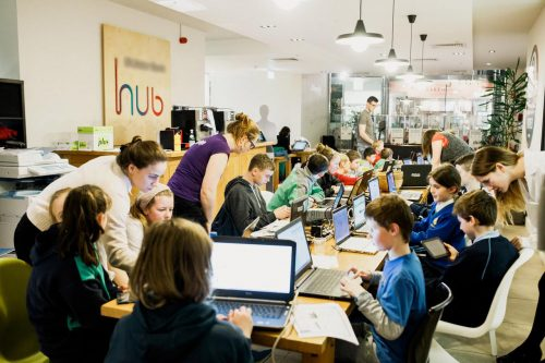 Raspberry Pi Foundation and CoderDojo to code club together