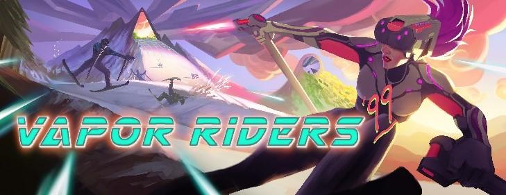 vapor riders, virtual reality