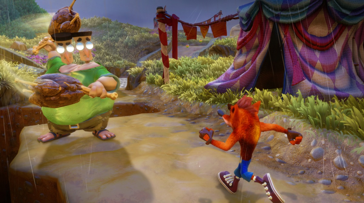 See Three Of Crash Bandicoot N. Sane Trilogy's Crash Bandicoot: Warped Levels