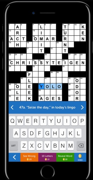Zynga and People buddy up on Crosswords With Friends