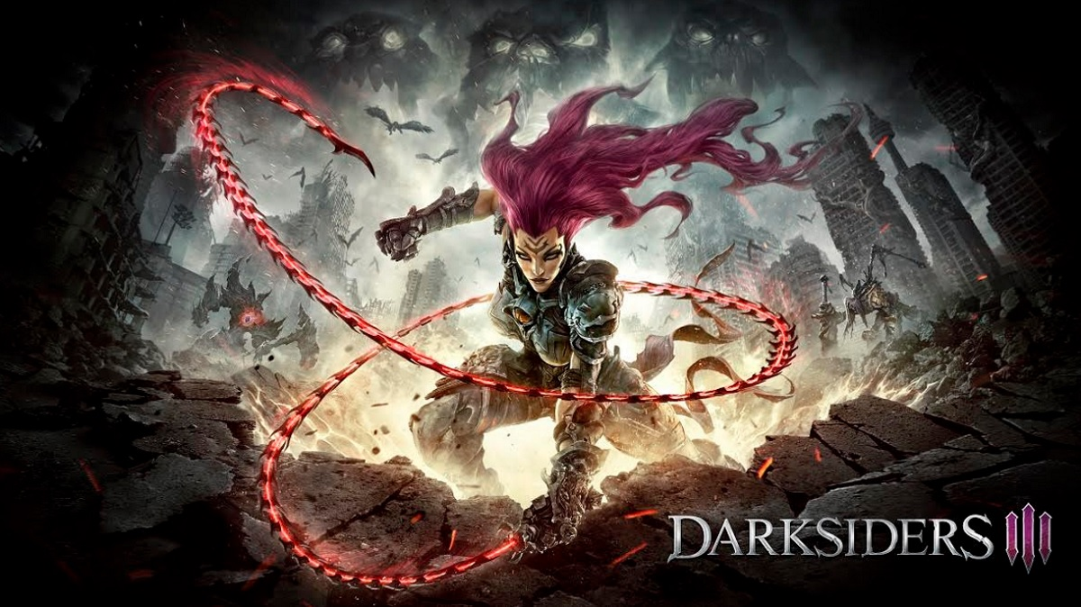 THQ Nordic's Darksiders III will Debut in 2018