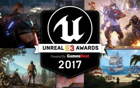 Unreal E3 Awards 2017