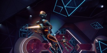 Ready At Dawn leader hopes multiplayer VR game Echo Arena will be an esport