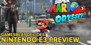 What should you expect from Nintendo at E3 2017? GamesBeat Decides