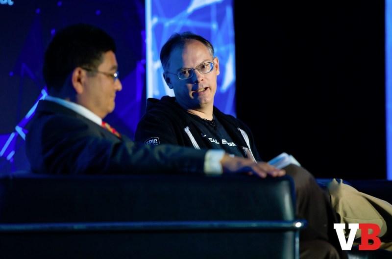 Game boss interview: Epic's Tim Sweeney on blockchain