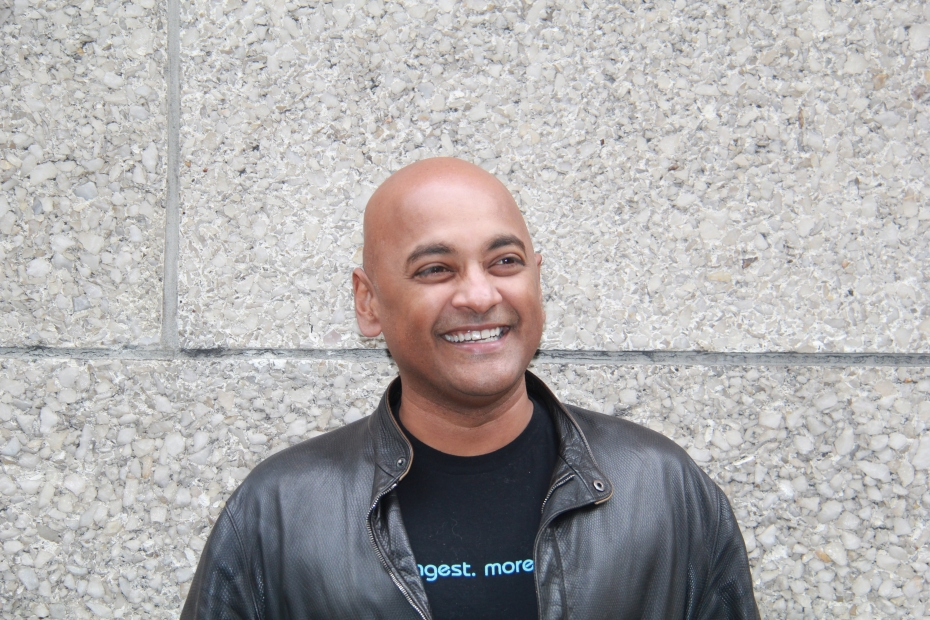 StreamSets' cofounder and CEO Girish Pancha