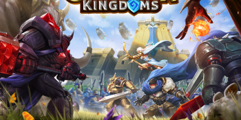 Guardian Kingdoms aims more for Age of Empires or StarCraft than Clash of Clans