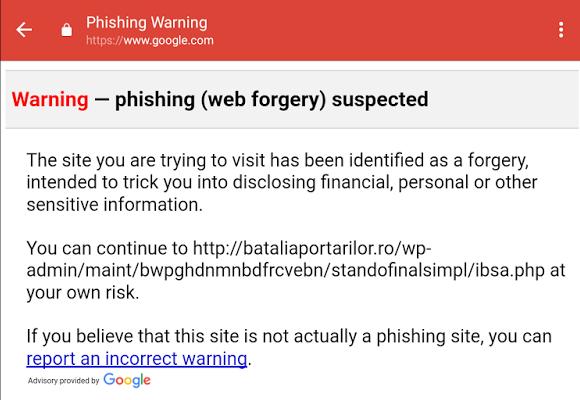 Gmail enterprise users get earlier phishing detection