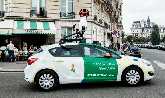Google Street View Can Now Extract Street Names Numbers And Businesses To Keep Maps Up To Date