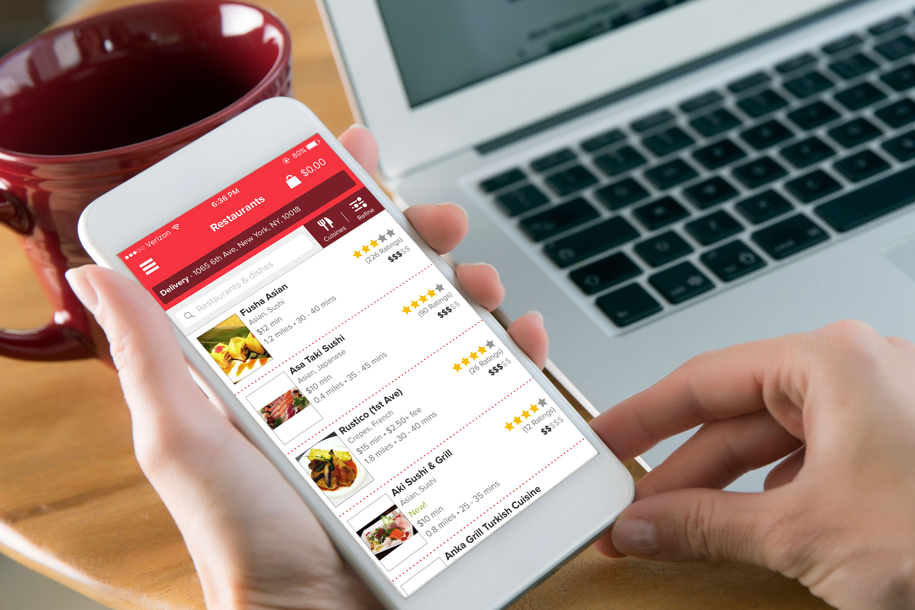 Why GrubHub Deal is Appetizing to Restaurants