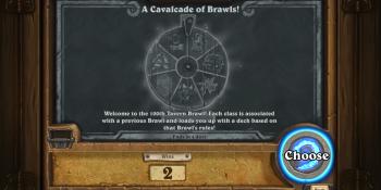 Hearthstone's 100th Tavern Brawl embodies entertaining chaos