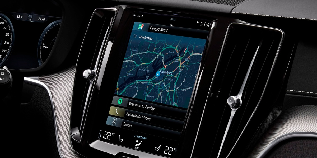 Android in a Volvo
