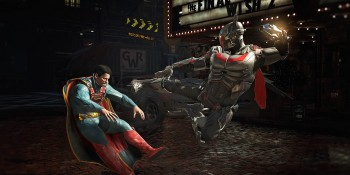 Warner Bros. opens New York office to support games like Injustice 2